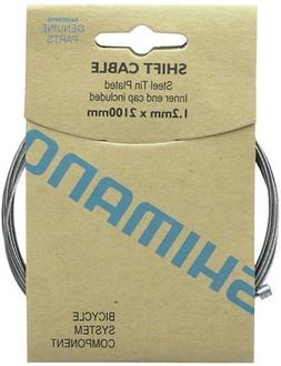 SHIMANO Zinc Shift Cable Box of 10